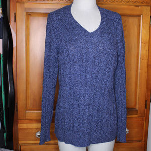 Croft and Barrow Cable Knit Sweater